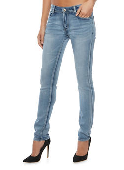 Faded Skinny Jeans - 1074067542203