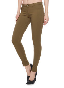 Jeggings in Stretch Knit - 1074068199871