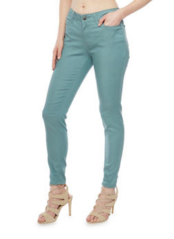 Colored Skinny Jeans - 1074069398626