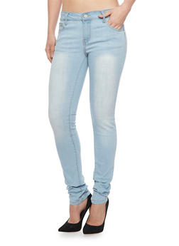 WAX Push Up Skinny Jeans - 1074071610093