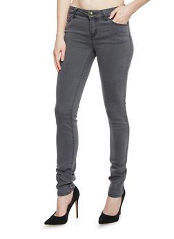 WAX Traditional 5 Pocket Skinny Jeans - 1074071610900