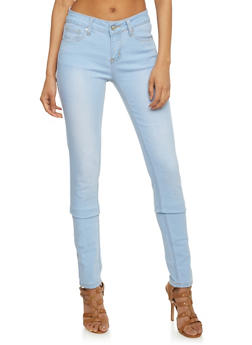 Wax Classic 5 Pocket Skinny Jeans - 1074071619014