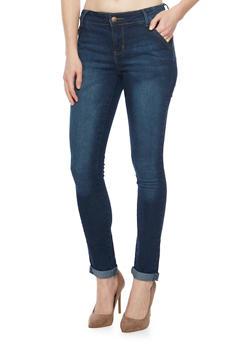 Classic Skinny Jeans - 1074072293211