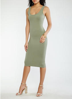 Basic Tank Dress - 1094061639660