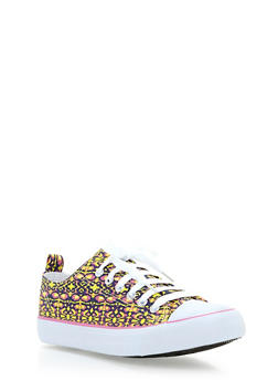 Classic Low Top Tennis Sneakers - 1114062725498