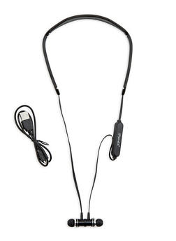 Bluetooth Wireless Headset - BLACK - 1120072763095