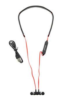 Bluetooth Wireless Headset - RED - 1120072763095