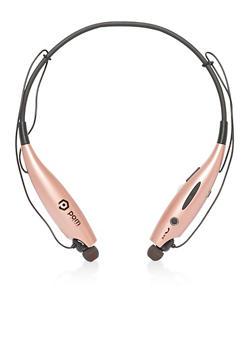 Bluetooth Wireless Earphones - 1120074327777