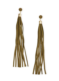 Tassel Earrings - 1122067259522