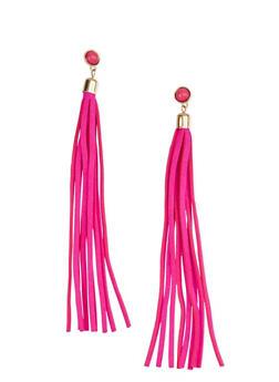 Tassel Earrings - 1122067259522