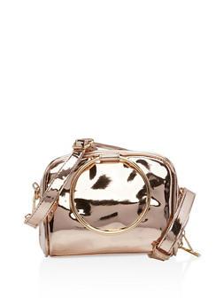 Small Double Ring Handbag - 1124040320668