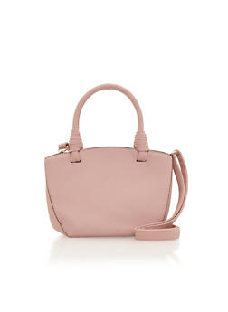 Small Heavy Grain Over The Shoulder Handbag - 1124041650025
