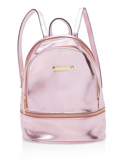 Small Triple Zip Backpack - 1124061595026