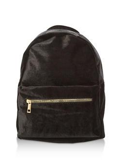 Velvet Backpack - 1124067443007