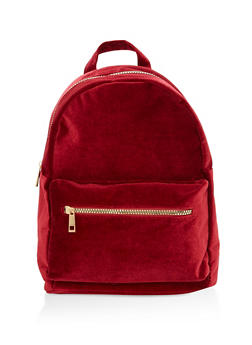 Velvet Backpack - 1124067443007