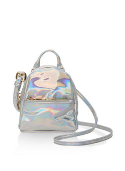 Mini Holographic Crossbody Bag - 1124067447010