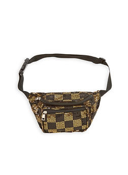 Sequin Fanny Pack - 1126067440107
