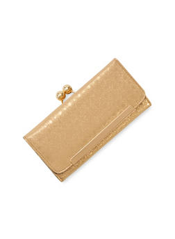 Flap Wallet with Coin Purse - 1126067446195