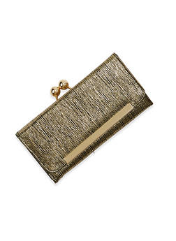 Metallic Coin Purse Wallet - 1126067446213