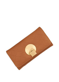 Embossed Tri Fold Wallet - 1126071211016