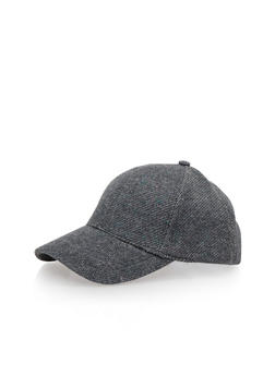 Snapback Hat in Shimmer Knit - 1129067446052
