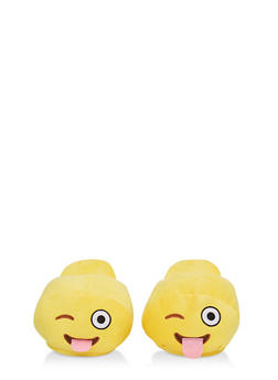Silly Emoji Slippers - 1130074233301