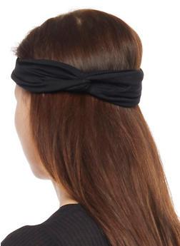 Soft Knit Convertable Headband - 1131073282277