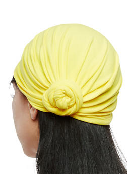 Knotted Headwrap - 1131074174543