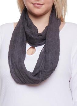 Knit Infinity Scarf - 1132067446061