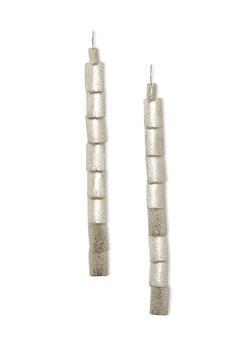 Linear Drop Earrings - 1135062923374
