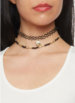 Tattoo Choker Trio - 1138057693070