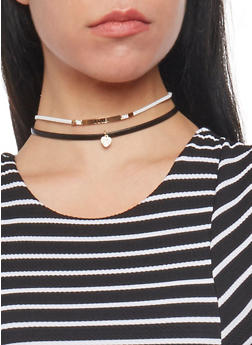 Love Heart Choker - 1138062814200