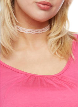 Assorted Trio Choker Necklace Set with Lobster Claw Closure - 1138062814480