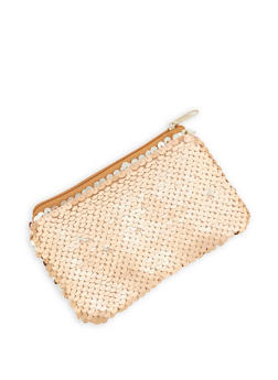 Reversible Sequin Coin Purse - 1163018430623