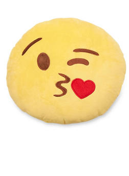 Kiss Emoji Pillow - 1163067440707
