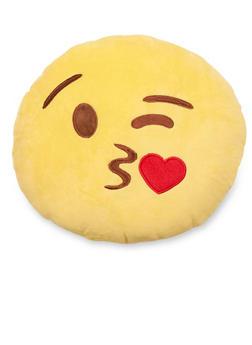Kiss Emoji Pillow - 1163067440707