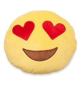 Heart Emoji Pillow - 1163067440780