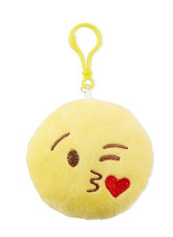 Kiss Emoji Keychain - 1163067447008
