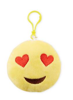 Heart Eye Emoji Keychain - 1163067447800