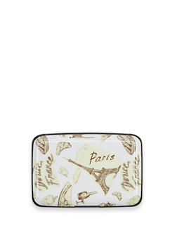 Paris Graphic Card Wallet - 1163067449183