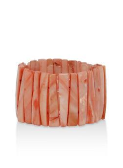 Shell Stretch Bracelet - 1194035153938