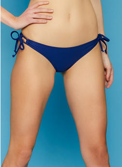 Hipster String Bikini Bottoms - 1201055526196