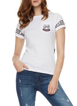 Love Republic Graphic T Shirt - 1302033872551