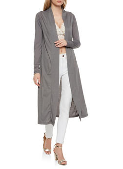 Open Front Duster - 1308038342211