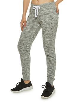 French Terry Sweatpants - 1407054211364