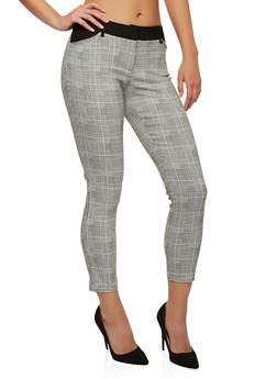 Striped Dress Pants - 1407068510314