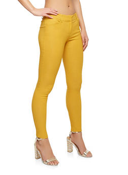 Skinny Dress Pants - 1407068511564