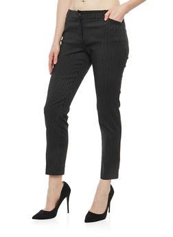 Striped Dress Pants - 1407068513514