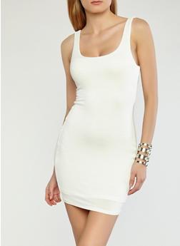 Bodycon Mini Dress - 1410069393674