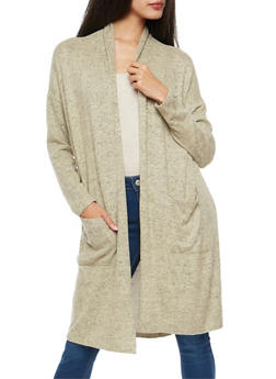 Fleece Duster - 1414054214105